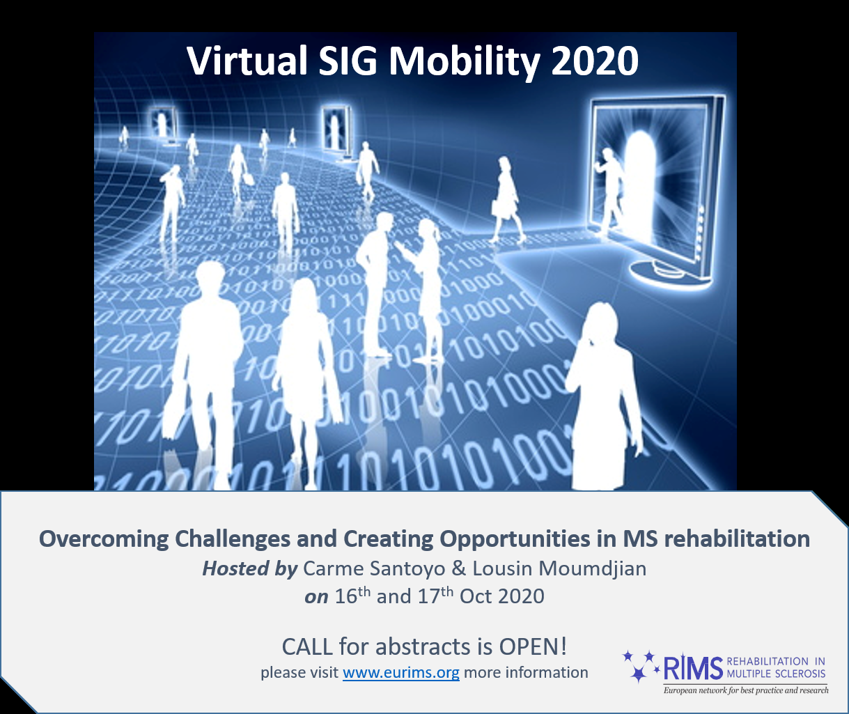 virtual SIG Mobility meeting 2020